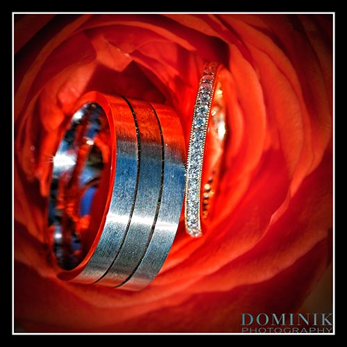 Bali Wedding rings