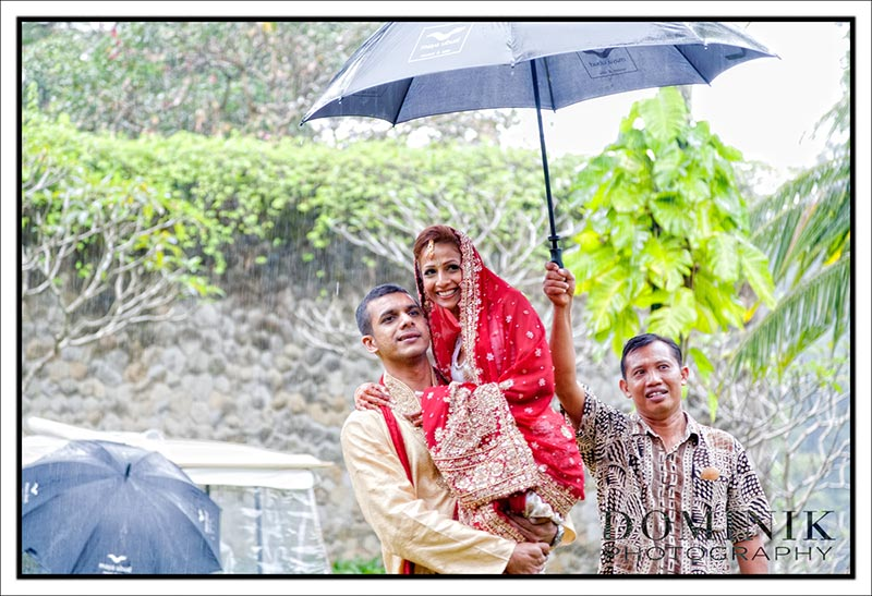 Indian Bali Wedding