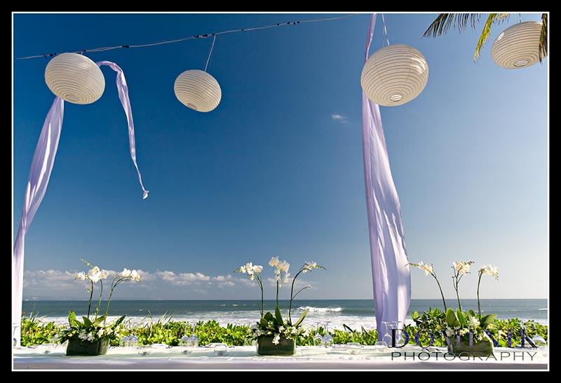 An explosion of emotions – fabulous beachfront villa wedding in Bali