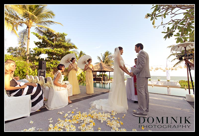 villa weddings in Bali