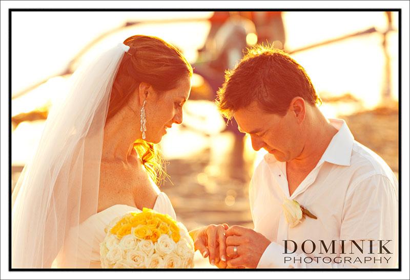 Candid Bali wedding photographs