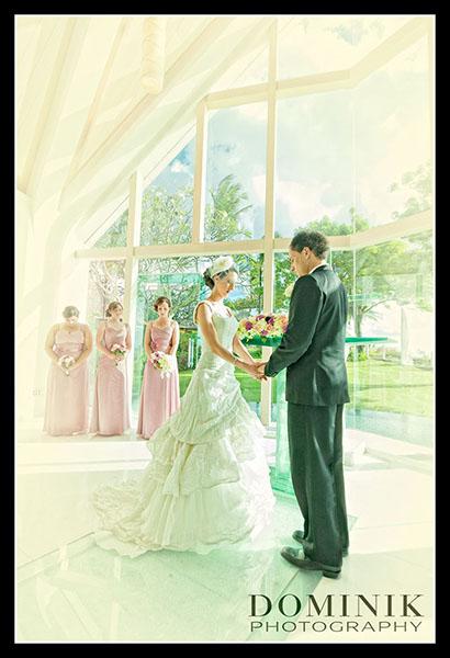 chapel wedding Bali
