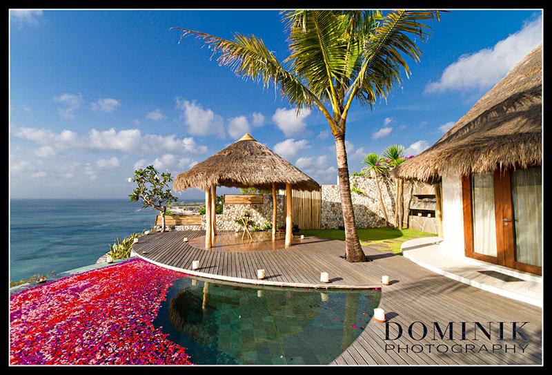 Dominik Bali wedding photographer