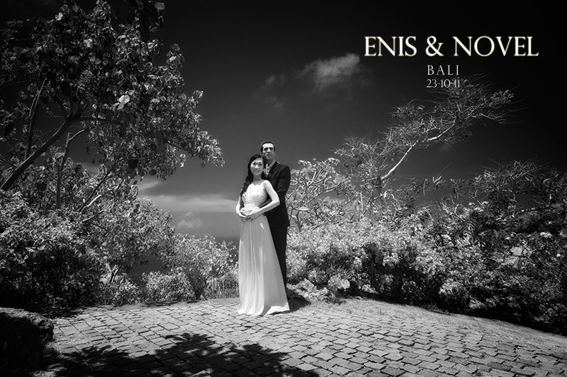 Photographs Of A Wedding In Bvlgari Resort Bali
