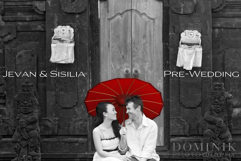 Pre-Wedding Photography for Jevan and Sisilia