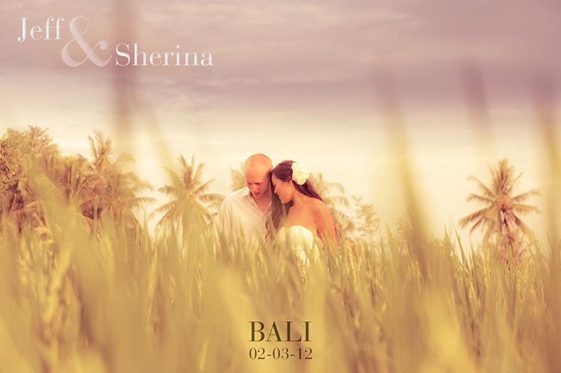 Fine Art Wedding Photo Journalism in Bali