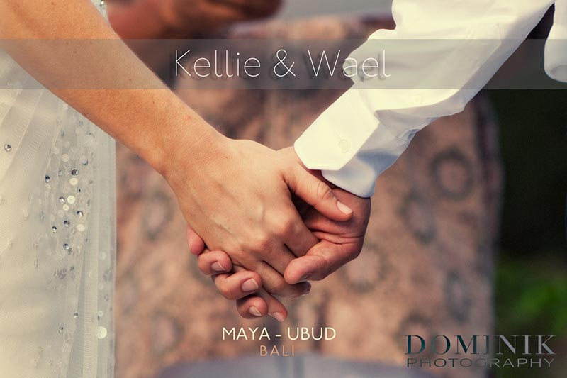 Wedding Photography at Maya Ubud Bali