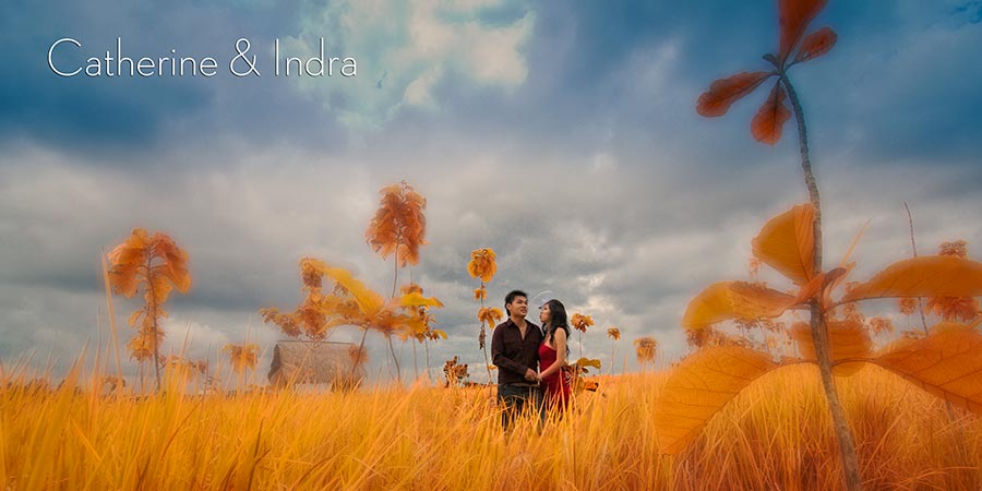 Pre – Nuptial Photography in Bali
