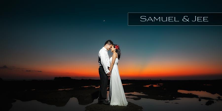 Candid Pre Wedding Photos in Bali
