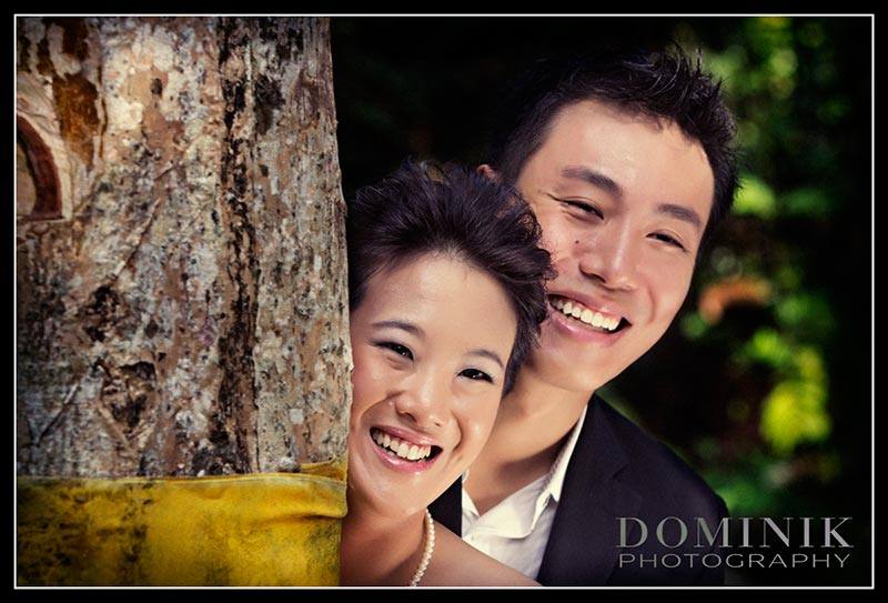 Our Bali pre wedding pictures