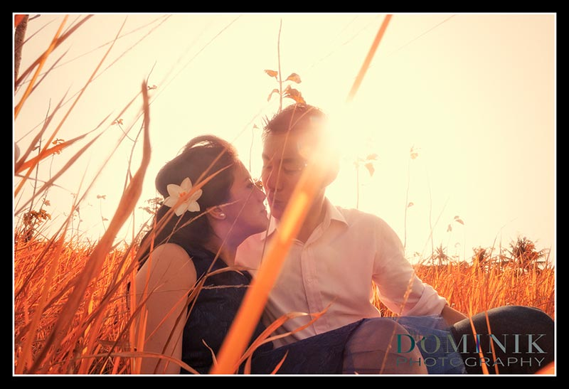 romantic Bali Pre wedding
