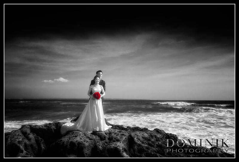 Best Bali pre wedding photographs