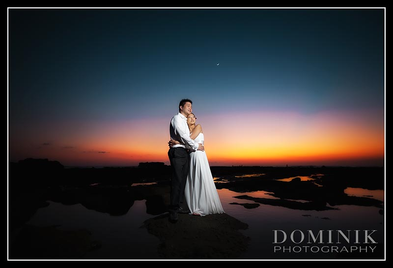 Best candid Bali Pre Wedding Photos