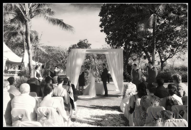 Candid wedding photo Bali