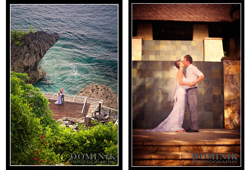 photos of my wedding at Ayana chapel