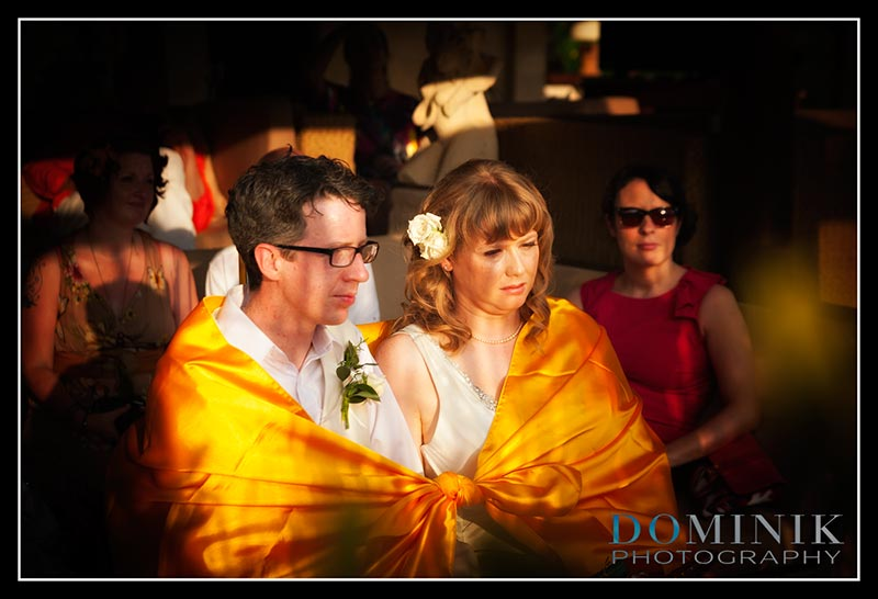 Bali Buddah wedding photos