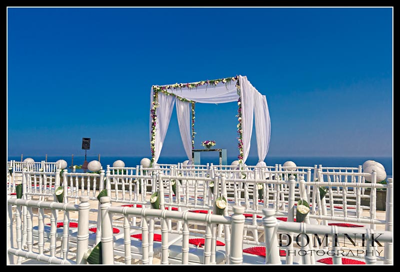 Bali villa wedding photographers