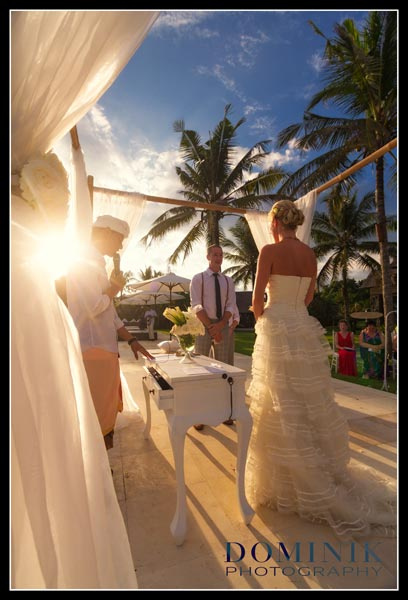 wedding documentation in Bali