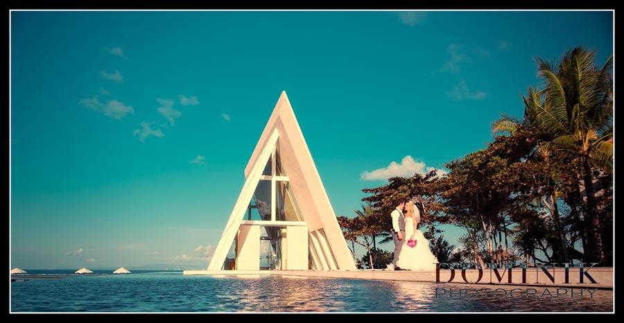 wedding chapels Bali