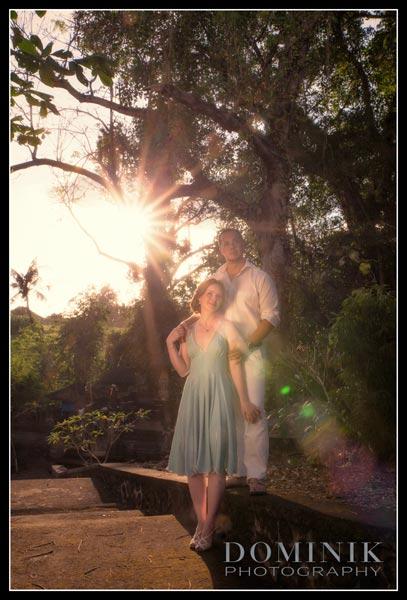 honeymoon photos in Bali