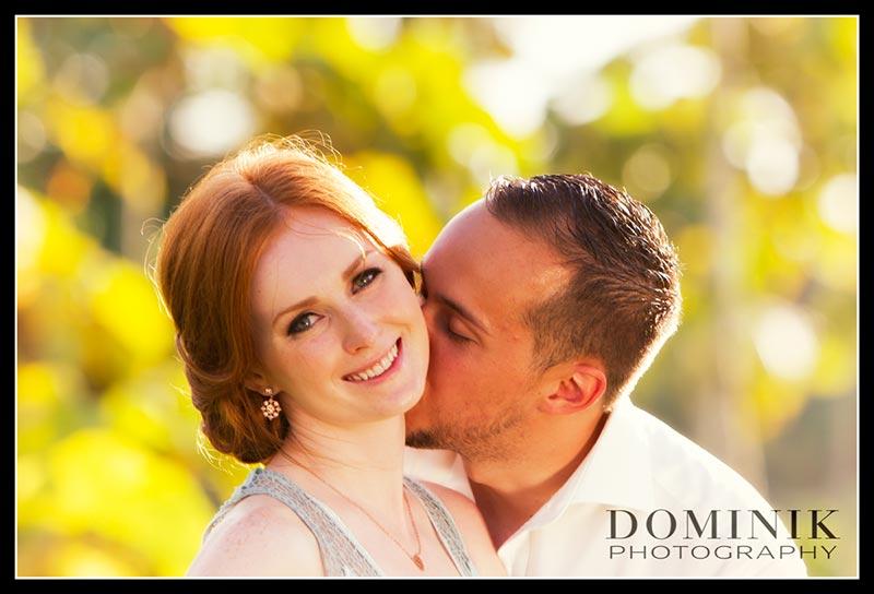 photo shoot honeymoon