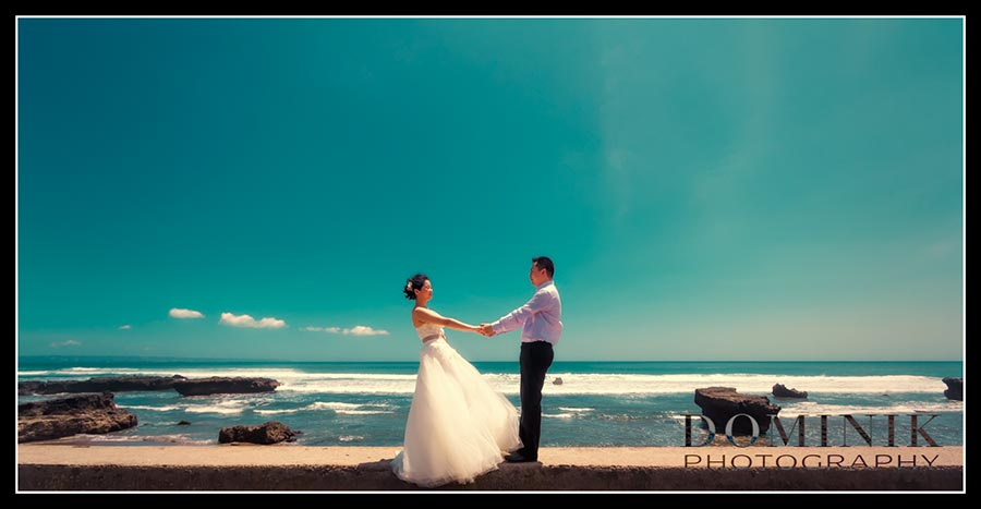 China Bali pre wedding
