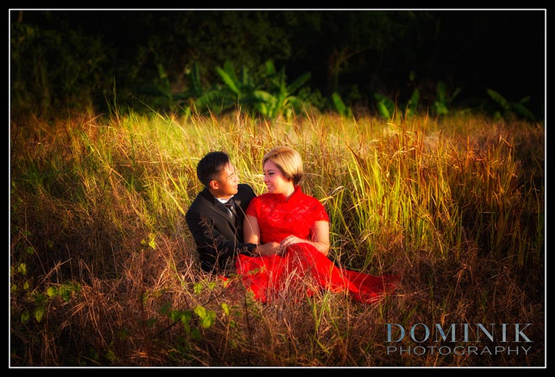 Bali international pre wedding