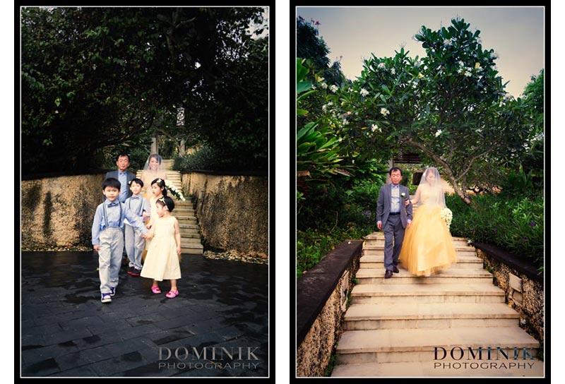 Bali Ayana wedding