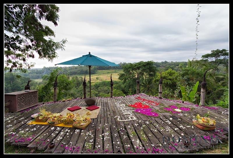 Bilder von Bali Hochzeit