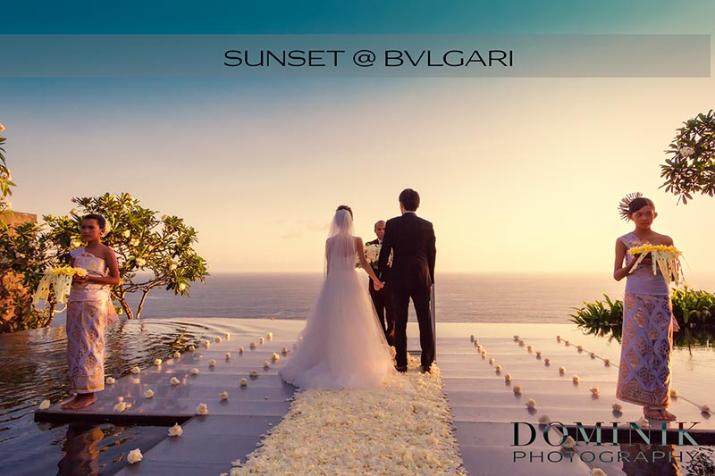 Bvlgari wedding
