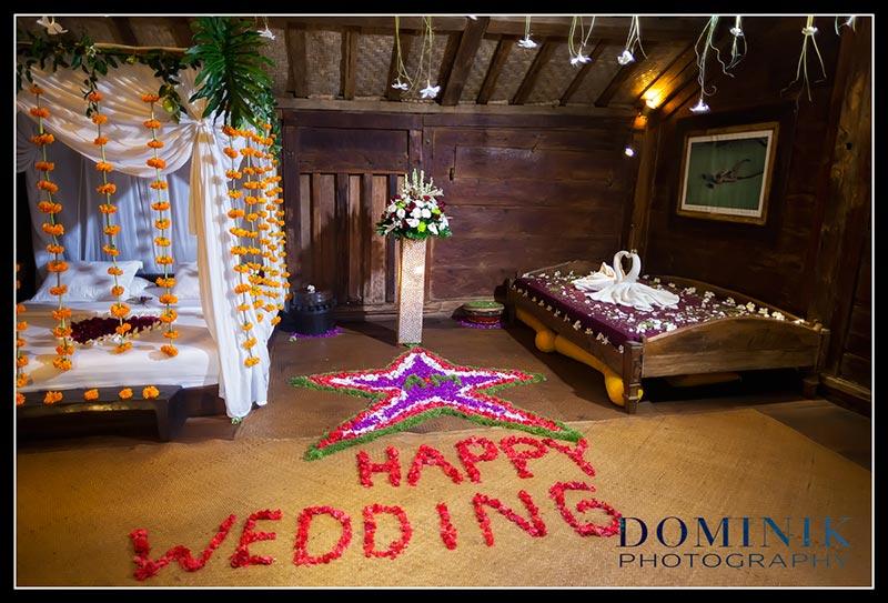 Hochzeitsbilder aus Bali