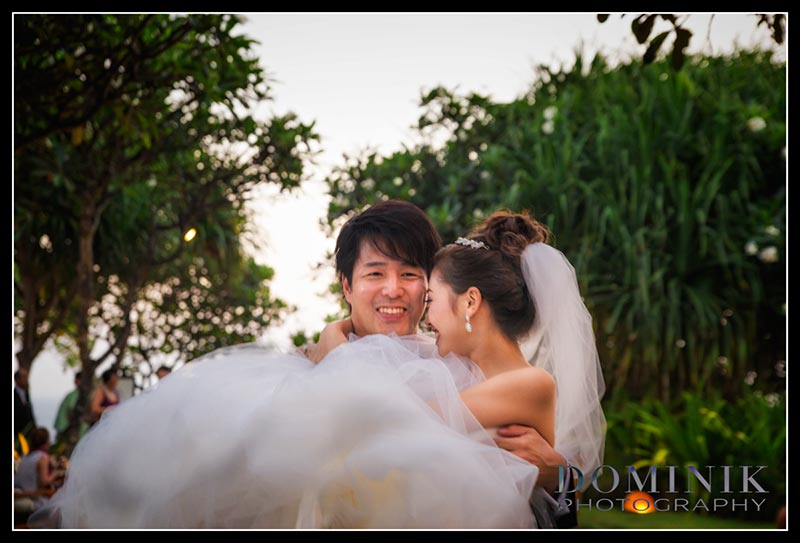 Our Bulgari wedding photos