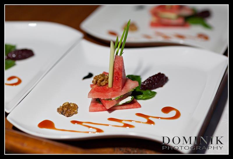 wedding dinner food