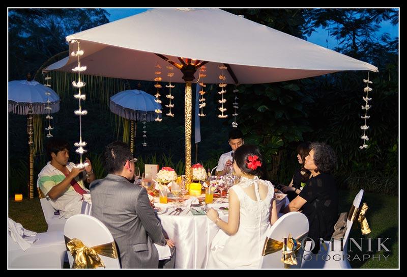 wedding dinner enjoy