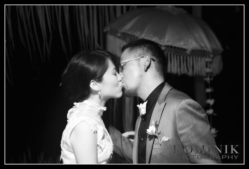 wedding dinner Ubud