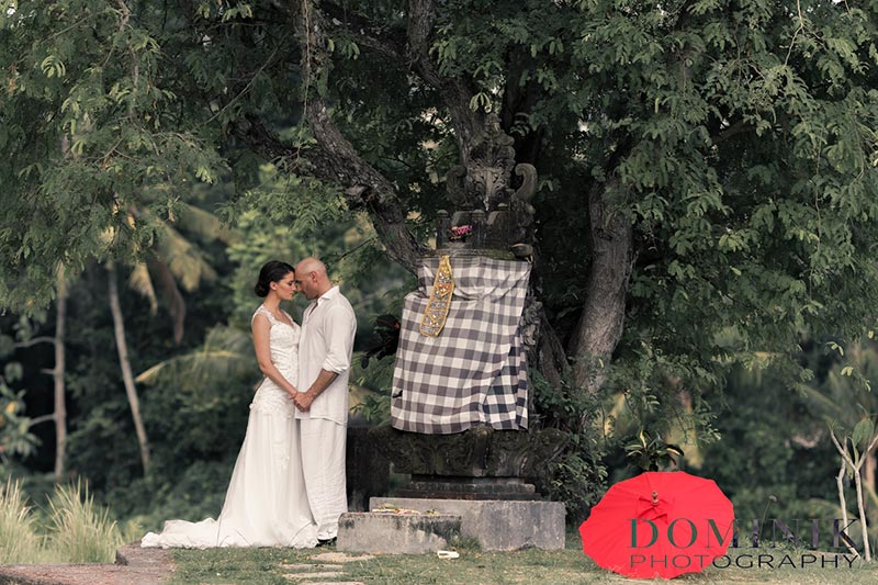 Bali honeymoon photographers