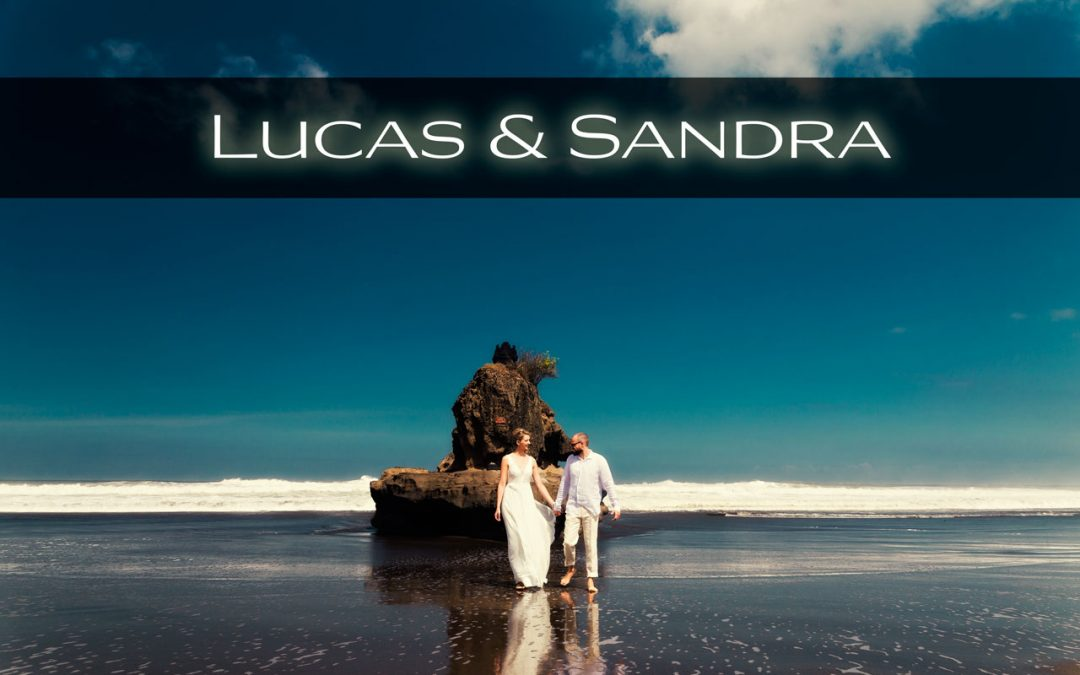 Lucas & Sandra – honeymoon photos in Bali